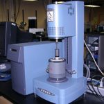 Advanced Rheometer AR 2000